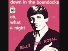 Billy Joe Royal  ♫  Save the Last Dance For Me
