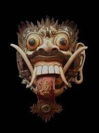 indonesian masks - Pesquisa Google