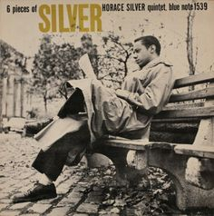 Horace Silver: Six Pieces of Silver / label: Blue Note (1956)