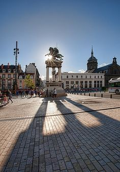 Clermont-Ferrand, France.
