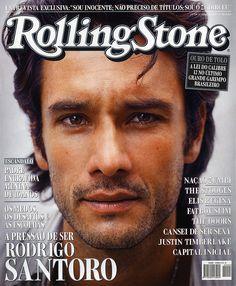 Rodrigo Santoro - though I prefer him in glasses. He's SO sexy. Rodrigo Santoro, The Rolling Stones, Justin Timberlake, Hard Men, Cinema, Emotion, Music Magazines, Man Crush, To My Future Husband