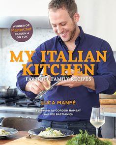 My Italian Kitchen - Luca Manfe