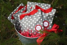 72 Best Holiday Goodie Bag Ideas Images Christmas Presents