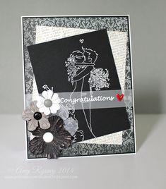 DIY Wedding Cards Tutorial on Craftsy!