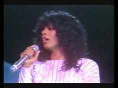 """An amazing singer...gone too soon...Donna Summers  """"On The Radio"""""""