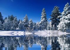 water nature gif | free Snow Nature and landscapes Animated gifs wallpapers Love Nature ...