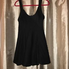 Super flirty fit and flare dress Took tags off but never wore it! Really nice thick material Foreign Exchange Dresses