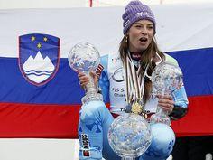 Tina Maze - World Cup - Lenzerheide, CH - March 17, 2013
