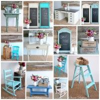 Great blog for refurbishing old furniture. I will be utilizing this blog :)