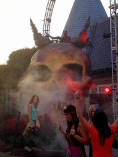Howl O Scream 2015 Three new haunted houses at Busch Gardens