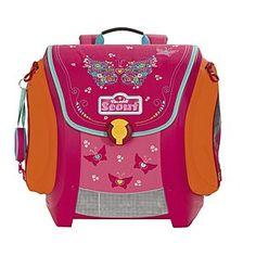 29aecd2da1079 Schmetterling Mega Exklusiv Scout Schultasche Set 5tlg. ◘ Dieser Schulrazen  von Scout ist sehr
