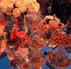 Stunning food table