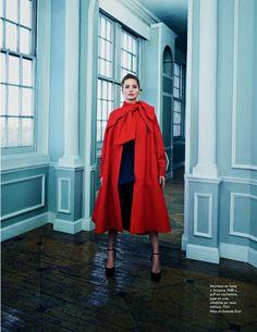Ooh La La @ the #jenniferlawrence spread in #ElleFrance #lierac #lieracskin #oohlala #fashion #beauty #style