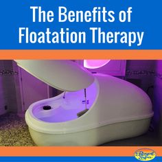 The Benefits of Floatation Therapy