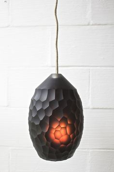 "3dsgn: ""Small urchin pendent 