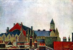 This is a press cutting of Bethnal Green by Walter Steggles from 1929 pic.twitter.com/gilKepMw4r