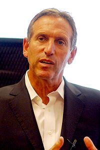Creator of Starbucks, this entreprenuer Howard Schultz is a true success story.