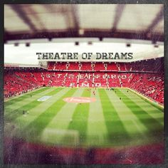 Watch Manchester United soccer match at Old Trafford Manchester United Stadium, Manchester United Old Trafford, Manchester United Wallpaper, Manchester Derby, Manchester England, Manchester City, Best Football Team, Football Stadiums, List Of Sports