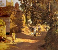 Going School - Stanhope Alexander Forbes