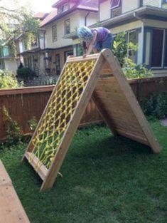 Nice DIY Kids Playground Ideas For Backyard 24