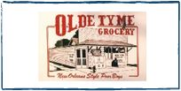 Olde Tyme Grocery- Eat Lafayette. Best po-boys in the world! I sure miss them. Try to get out there every time I go home.