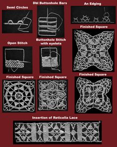 Iva Rose Vintage Reproductions - Needlecraft Practical Journal #106 c.1913 - Irish Needlepoint and Reticella Lace