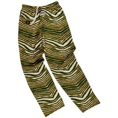 No. Are these green and gold zebra pants?! #SoMuchSicEm