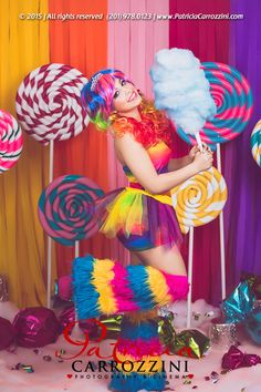 Candyland Sweet Fifteen Photo Session – Patricia Carrozzini Photography & Cinema
