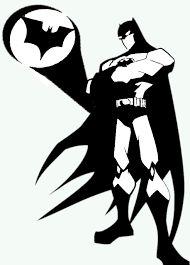 Batman Stencil by mehim on DeviantArt Batman Pumpkin Stencil, Batman Painting, Batman Drawing, Stylo 3d, Free Stencils, Silhouette Portrait, Scroll Saw Patterns, Silhouette Cameo Projects, Stencil Art