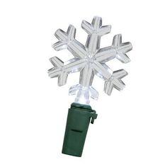 50ct White LED Snowflake String Lights. Find seasonal and string lights at Target.com! 50ct white led snowflake string lights. Price: $19.99