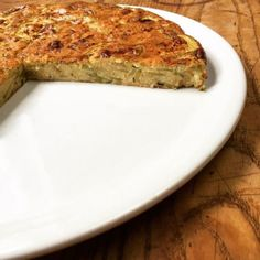 cuisinedemememoniq:Tarte sans pâte au poireau #patisserie...