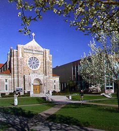 Christ the King Chapel @ Canisius College... I got married here!!