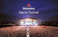 Heineken Open'er #Poland