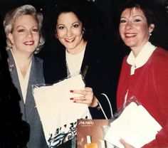 Shari the gorgeous blond, Shelly the beauty in the middle, and Terry alias Katherine Zeta Jones on the right are my best friends since we were There is another image on this board of Shari, Terry and I standing up for Shelly's wedding.