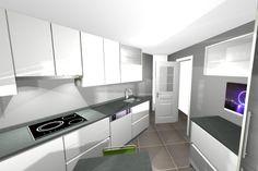 Muchas veces cuando vemos el espacio de nuestra #cocina nos echamos las manos a la cabeza, pero hay #Soluciones para todo