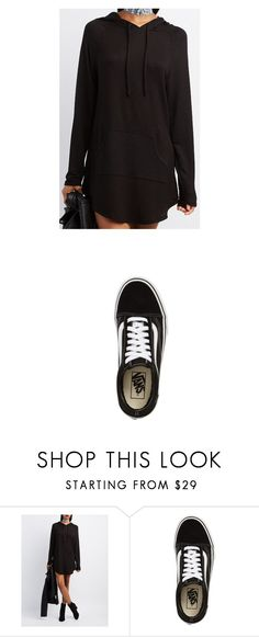 """""""Untitled #1201"""" by laurie-egan on Polyvore featuring Charlotte Russe and Vans"""