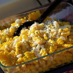 Summer Corn Salad from Gluten Free Mom