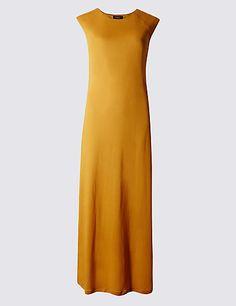 Slim Fit Column Dress | M&S