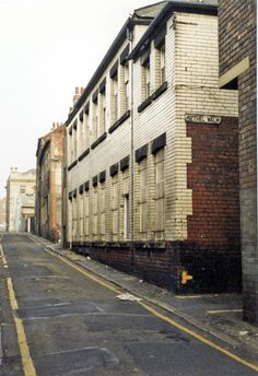 16 Backfields (built at the rear of the former Bethel Chapel and the entrance to Bethel Walk looking towards Division Street Sheffield, Division, Entrance, Street, Building, Entryway, Door Entry, Buildings, Walkway