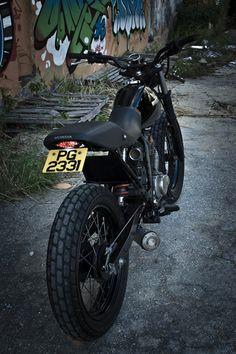 Honda FTR223 Yakuza Street Tracker