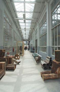 Piet Hein Eek factory   Eindhoven