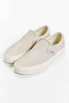 Vans Snake Leather Classic Slip-On Sneaker https://www.stitchfix.com/referral/4881709