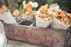 popcorn for outdoor parties