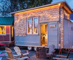 On-Wheels Is The New Off-Grid – A Guide To Tiny Houses | Survivopedia