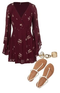 """""""Untitled #159"""" by emma-martin123 on Polyvore featuring Free People and Aéropostale"""