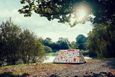 Adventure Time! #awesometents #cooltents #tents #tenting #camping #glamping http://50campfires.com/awesome-tents/