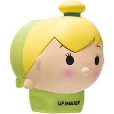 Lip Smacker Disney Tsum Tsum Tinkerbell Lip Balm, 0.26 oz