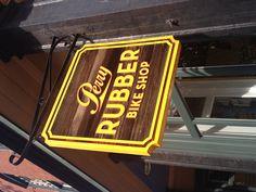 Perry Rubber Bike Shop, Savannah, GA