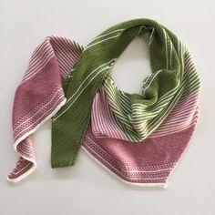 Drachenfels - Tuch: Passendes Wollpaket für das Tuch in der Farbkombi Kirschblüte