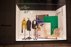"La Rinascenta, Milan, Italy presents: ""Urb-an Outfit-ters on Wheels"", pinned by Ton van der Veer"